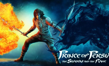 [KONKURS] Prince Of Persia Shadown And The Flame.