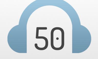 50 Music.fm - internetowe stacje radiowe