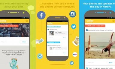 TimeHop - aplikacja ze zdjęciami prawdopodobnie nowego iPhone'a.