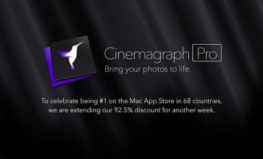 Cinemagraph Pro - film w zdjęciu.