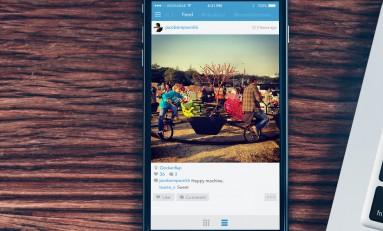 Instagrab - rozbudowana aplikacja serwisu Instagram na iPhone'a, oraz iPada.