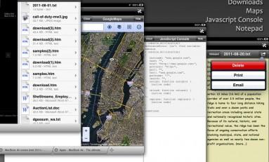 iSideWeb - przeglądarka wielozadaniowa.