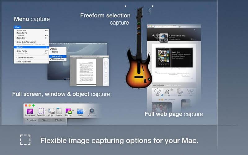 Voila – rozbudowane nagrywanie ekranu wraz z edycją na Mac'a.