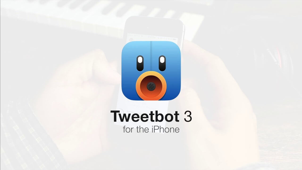 Tweetbot 3 update!
