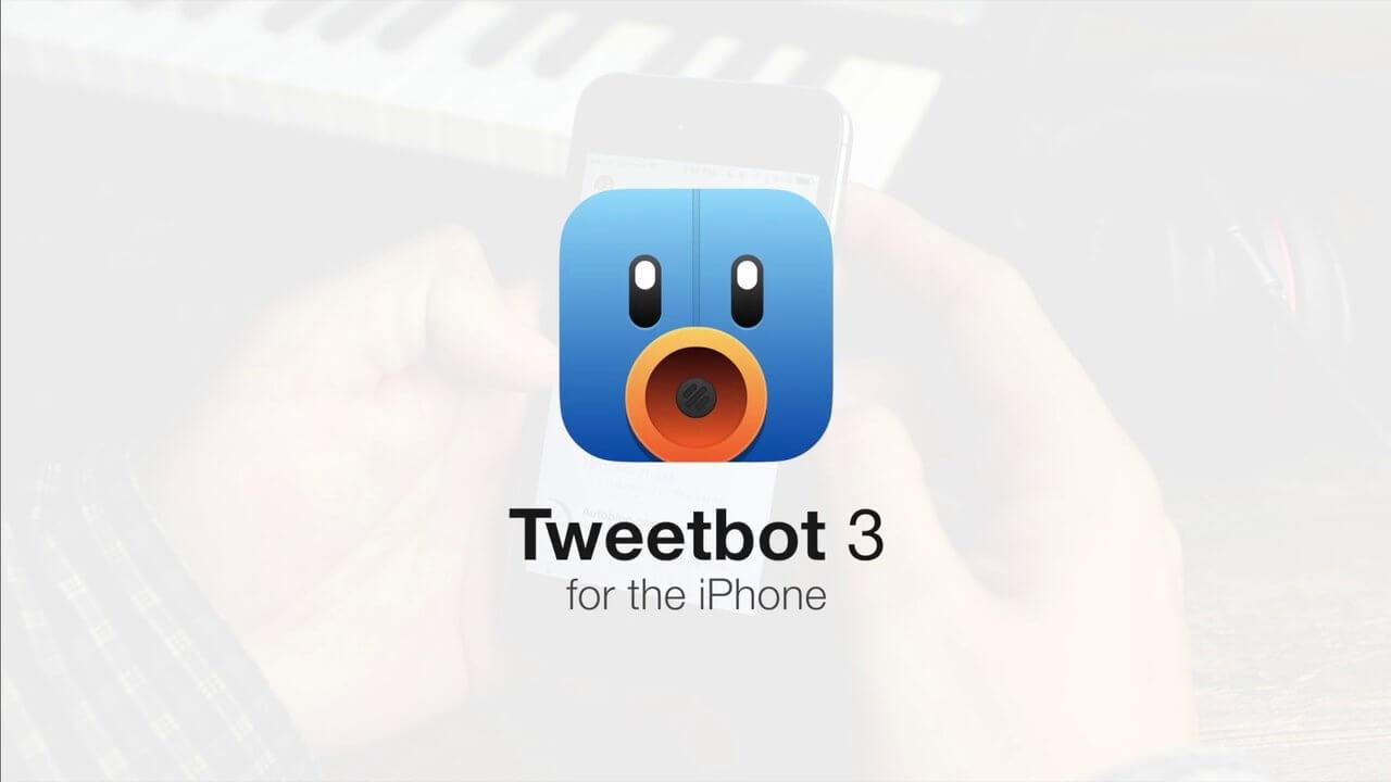 Tweetbot 3 update!