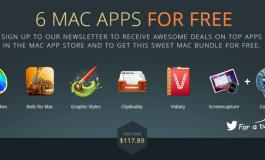 6 aplikacji na Mac'a za darmo. Zaoszczędź $117.89 dzięki AppsGoneMad.com