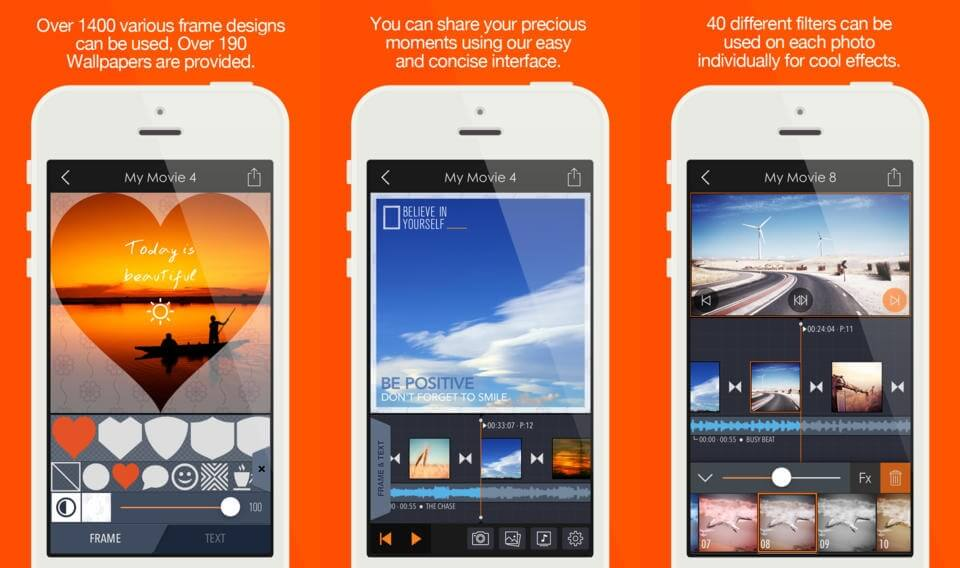 [Część 1] Kody do aplikacji Pics2Mov Pro!