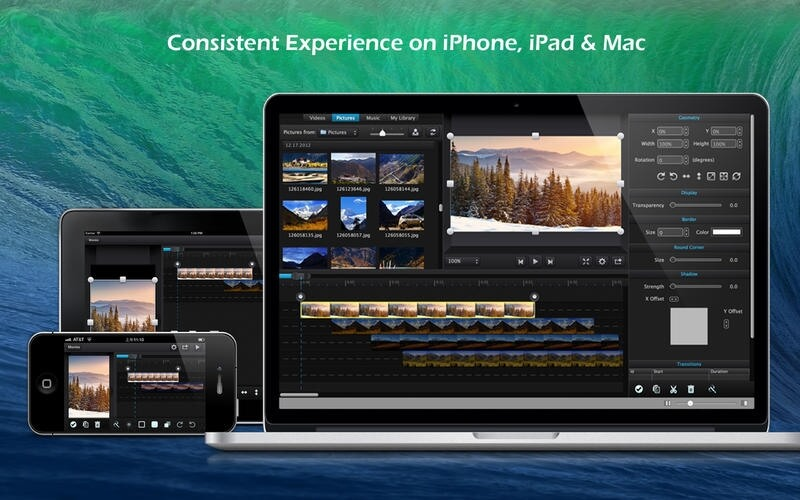 Cute Cut Pro – montujemy film na Mac'u.