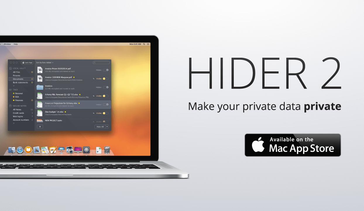 Hider 2 – ukryj oraz zabezpiecz ważne pliki.