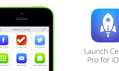 Launch Center Pro - jedna aplikacja dużo możliwości.