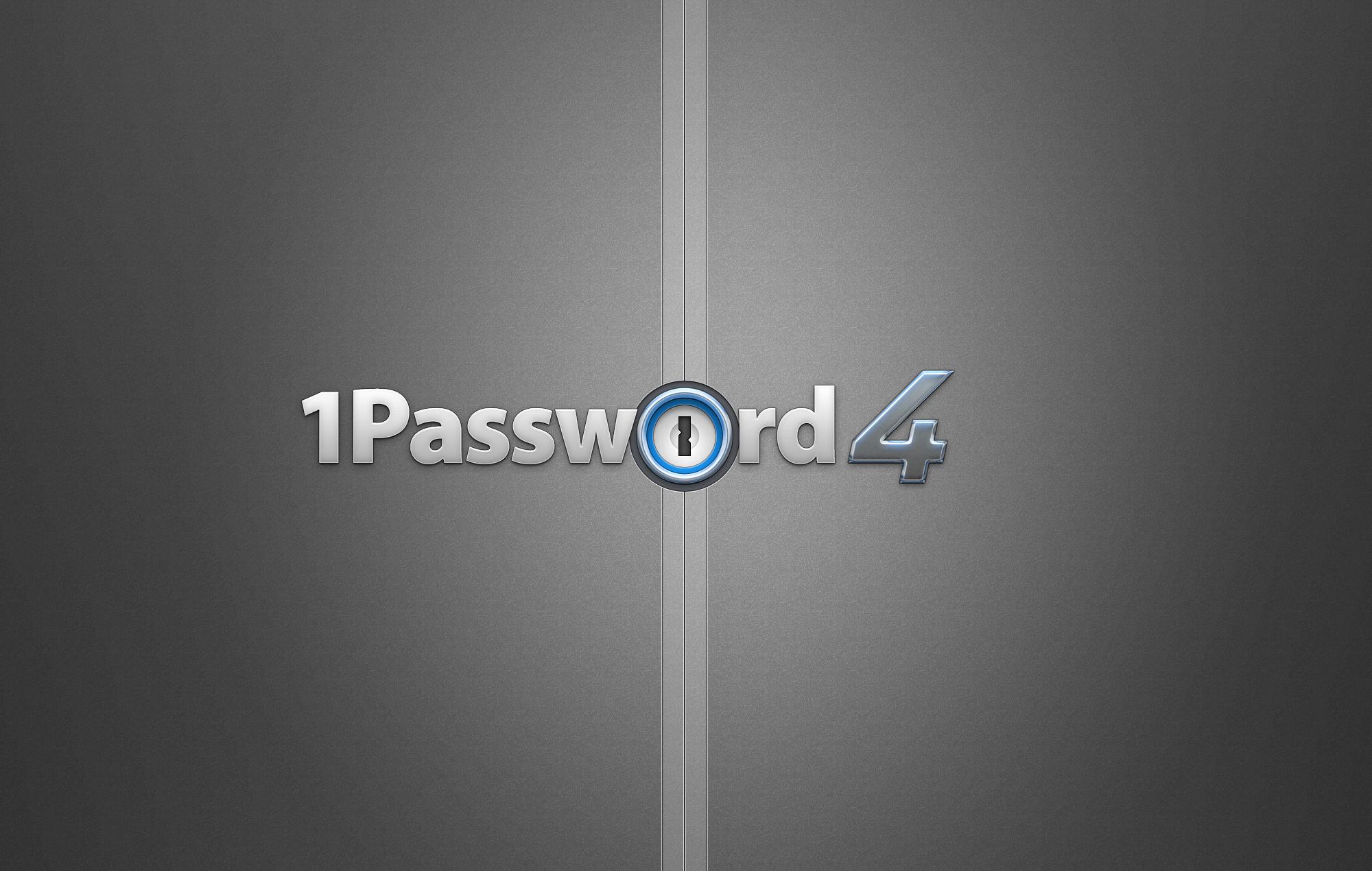 1Password – chroń swoje dane.