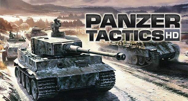 Odmień losy II Wojny Światowej z Panzer Tactics HD