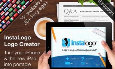 InstaLogo Logo Creator - tworzymy logo na iPhone.