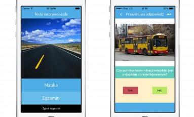 Prawko 2014 - przygotuj siędo testu używając iPhone'a.