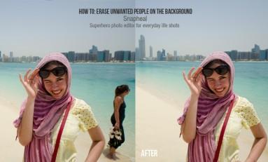 Snapheal - poprawiamy nasze zdjęcia z wakacji i nie tylko!