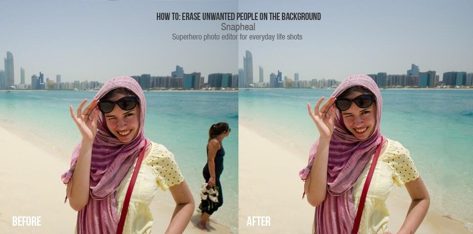 Snapheal – poprawiamy nasze zdjęcia z wakacji i nie tylko!