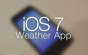 Standardowa aplikacja pogody potrafi więcej, niż możesz przypuszczać.
