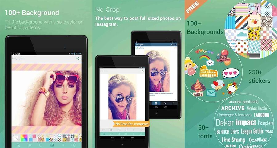#NoCrop – jak dodaćcałe zdjęcie na instagram.
