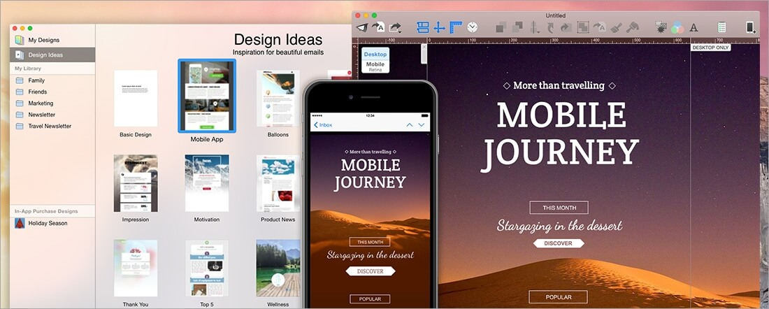 Mail Designer Pro – zaprojektuj newsletter'a i nie tylko!