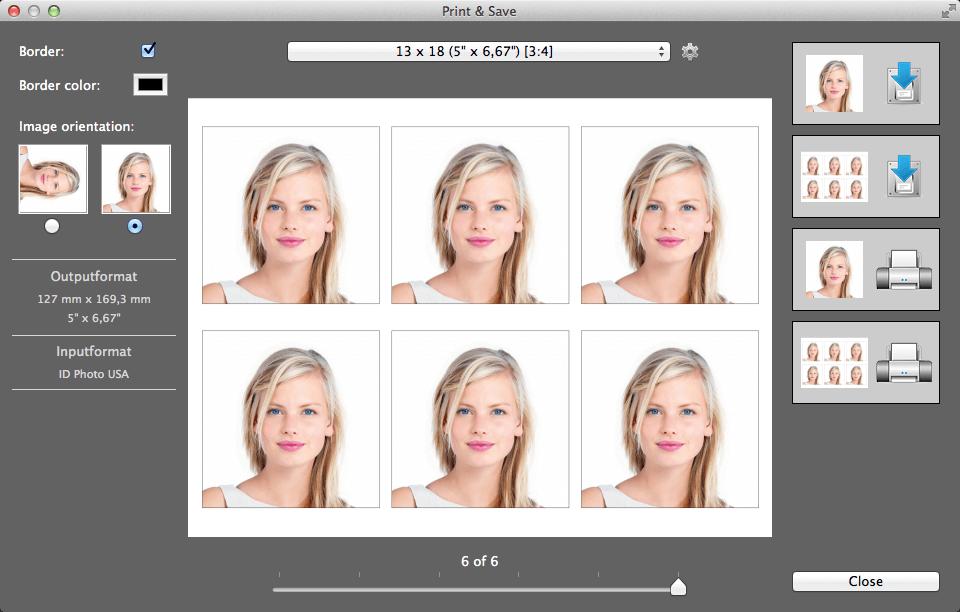 ID Photo – zrób sobie zdjęcie do paszportu używając Mac' lub iPhone'a / iPad'a. [Kody!]