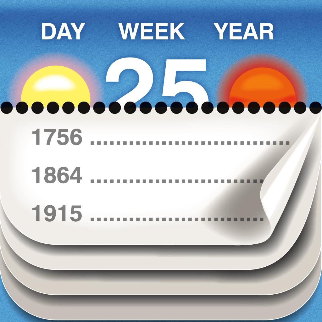 Mobilna kartka z kalendarza – Calendarium