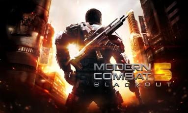 Modern Combat 5 Blackout - recenzja.