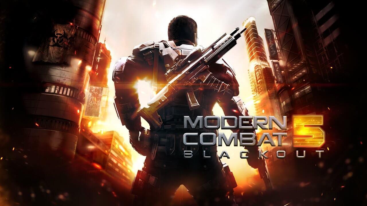 Modern Combat 5 Blackout – recenzja.
