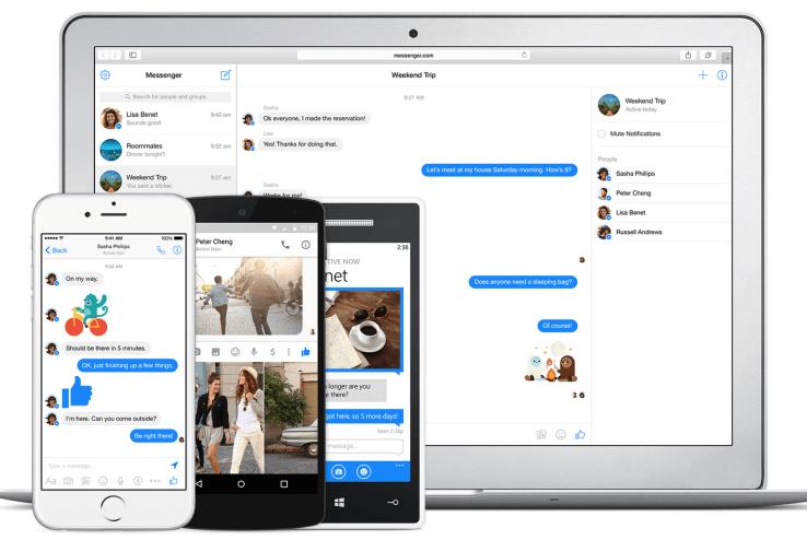 Facebook Messenger – 20 500 recenzji, a średnia to 1 gwiazdka.