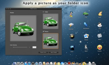Folder-Factory - kreator folderów na Mac'a.[Kody!]