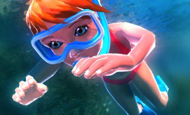 Aquamarine HD - coś dla najmłodszych