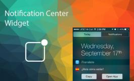 Widget - jedna z ciekawszych funkcji iOS 8!