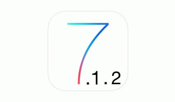 Apple przestało podpisywać iOS 7.1.2.