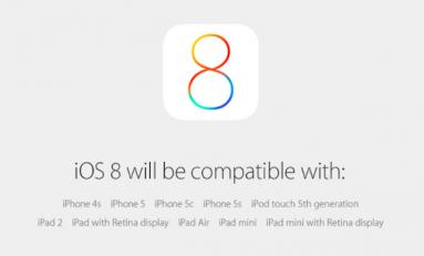 iOS 8.0.1 - już jest!