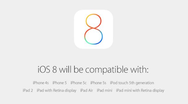 iOS 8.0.1 – już jest!