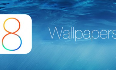 Tapety z iOS 8!