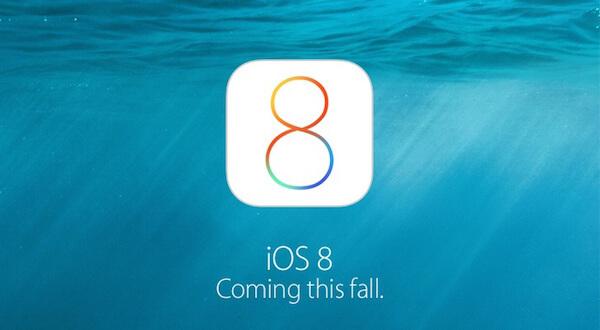 iOS 8 już jest!