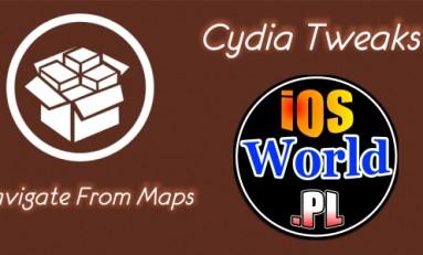 Navigate From Maps - Mapy i nawigacje