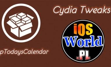 """TapTodaysCalendar - kalendarz w """"Dzisiaj"""""""
