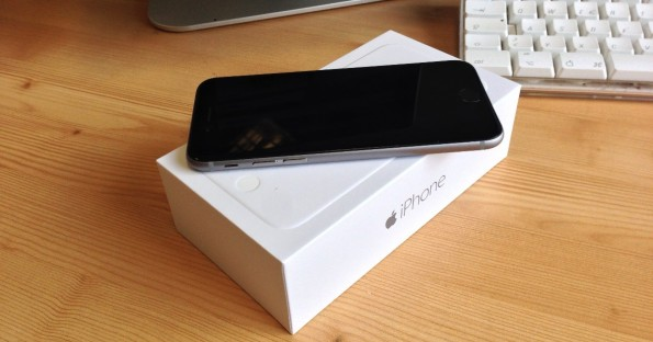 iPhone 6 Plus – unboxing.