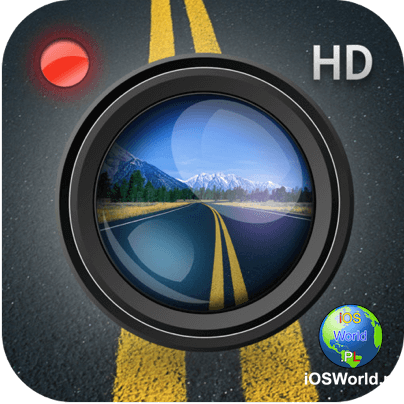 iSymDVR – Car Video Recorder – wideorejestrator