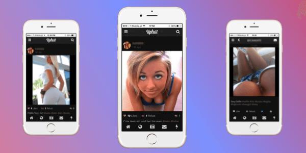 PornStagram (Uplust) – instagram z nagimi zdjęciami dla dorosłych (+18).