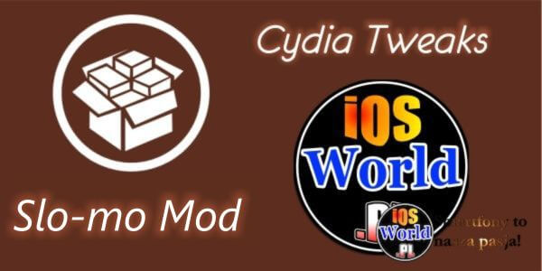 Slo-mo Mod – tryb slow motion dla iPhone'a 5