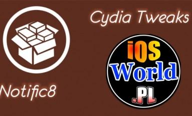 Notific8 - centrum powiadomień jak w iOS8