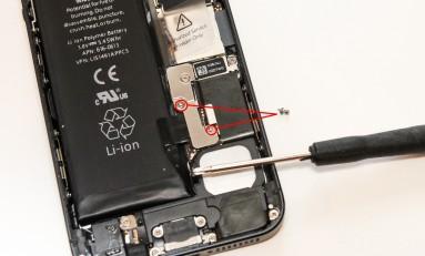 Wymiana baterii w moim iPhone 5 - iMad stanął na wysokości zadania.