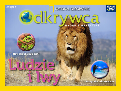 National Geographic Odkrywca.