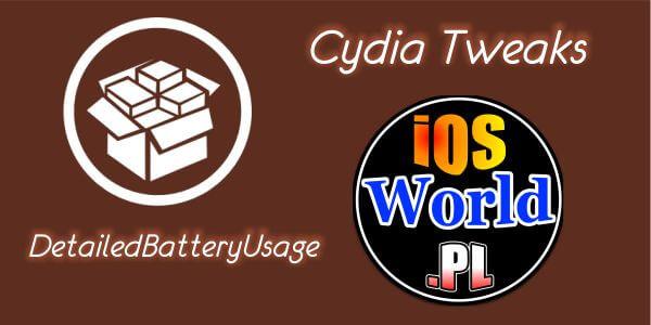 DetailedBatteryUsage – więcej o zużyciu baterii