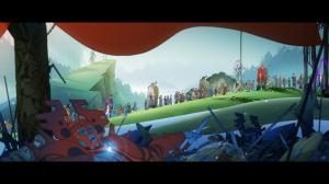 The Banner Saga 2 - Announcement Screen 4