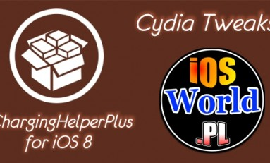 ChargingHelperPlus for iOS 8 - alert o 100%
