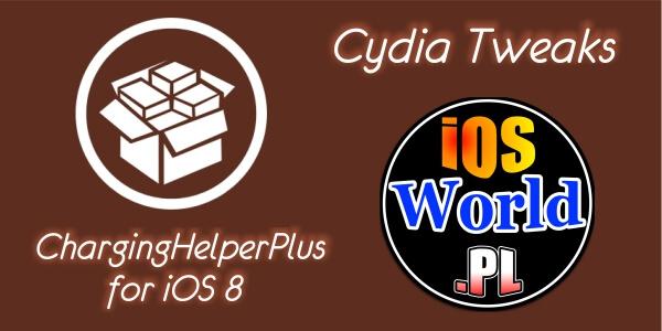 ChargingHelperPlus for iOS 8 – alert o 100%