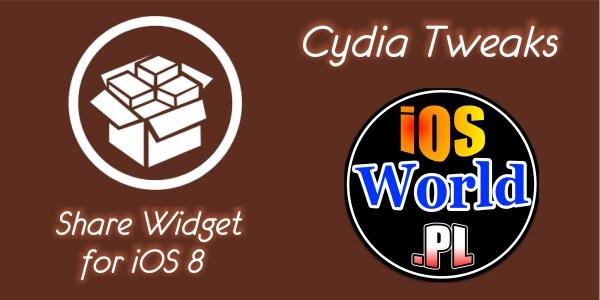 Share Widget for iOS 8 – wysyłanie postów